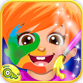 Baby Paint - Face Art Painting