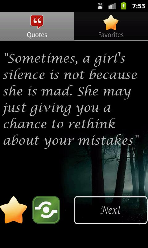 Cool Life Quotes- screenshot