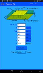 Analog electronics Toolbox - screenshot thumbnail