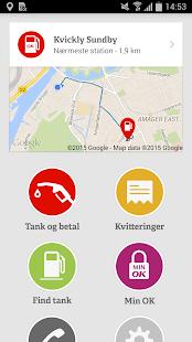 OK-appen - Tank & Betal- screenshot thumbnail