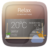 RELAX THEME GO WEATHER EX