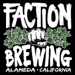Logo of Faction Milk Stout