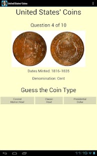 United States' Coins - screenshot thumbnail