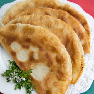 Turkey Chebureki (Turkey Turnover) Recipe