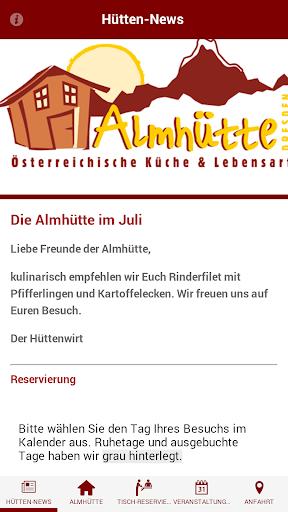 Almhütte-Dresden