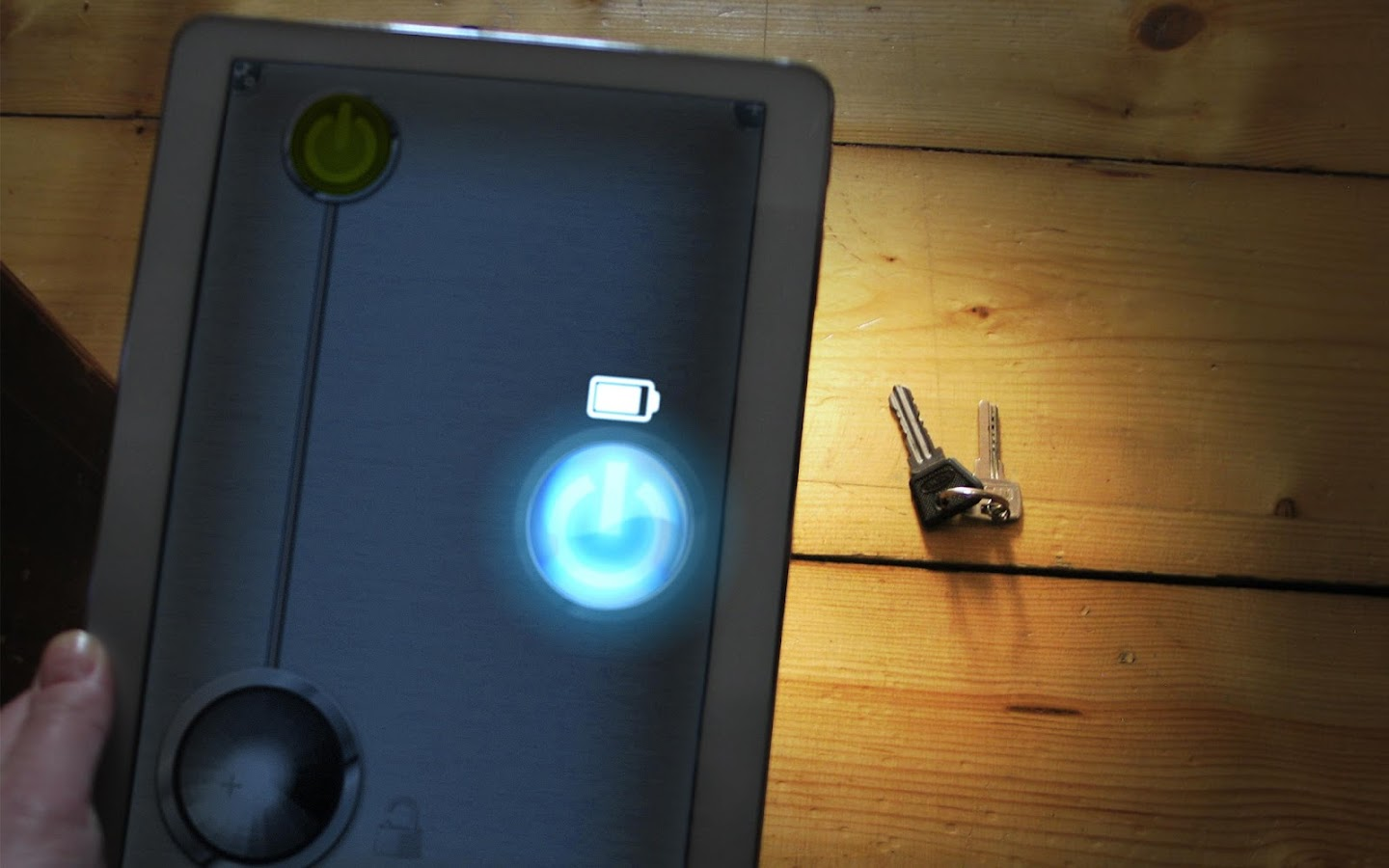 Flashlight HD LED - screenshot