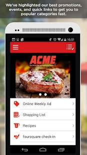 ACME Markets - screenshot thumbnail