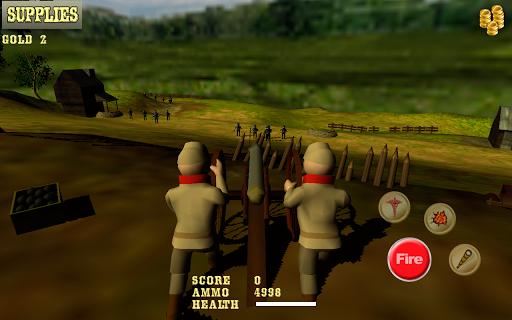 大砲防禦:內戰臨