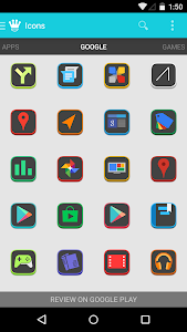 Dekk - Icon Pack v3.0.1