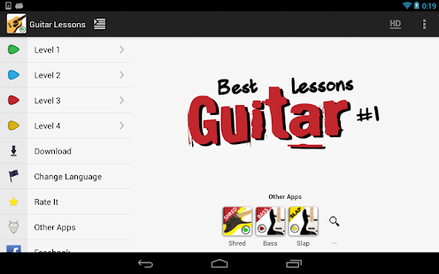 Guitar Lessons Beginners - screenshot thumbnail