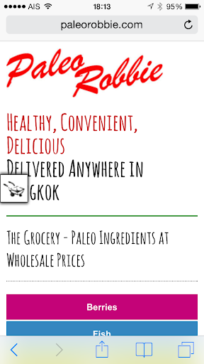 The Grocery - by Paleo Robbie