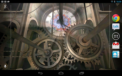 Clock Tower 3D Live Wallpaper v1.2