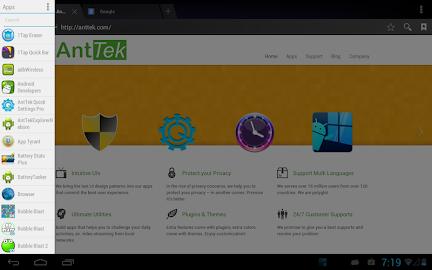 Sidebar Plus (Multi-bars) Screenshot 5