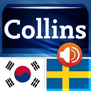 Korean<>Swedish Dictionary Icon