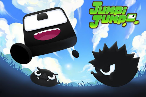 Jumpi Jumpo: Fly Cool Troop