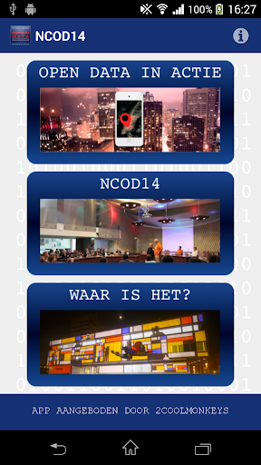 Nationaal Congres Open Data