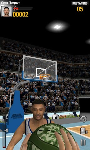 android Real Basketball Screenshot 5