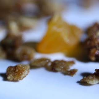 Olive-Oil Maple Granola