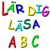 Lär dig ABC - Spel på svenska