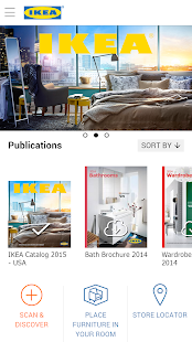 IKEA Catalogus - screenshot thumbnail