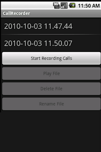 Call Recorder- screenshot thumbnail