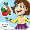 Making Salad - Kids Recipes icon