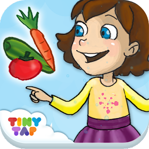 Making Salad – Kids Recipes for PC and MAC