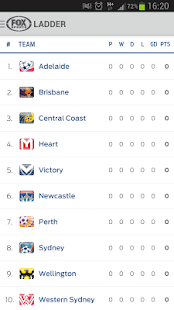 FOX SPORTS A-League - screenshot thumbnail
