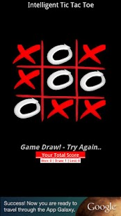 Intelligent Tic Tac Toe - screenshot thumbnail