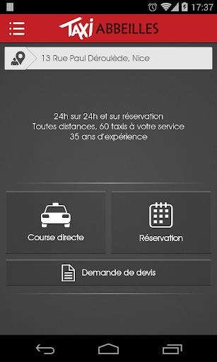 Taxi Abbeilles Caen