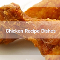 Chicken recipes for free icon