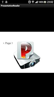 玩商業App|Presentation Reader免費|APP試玩