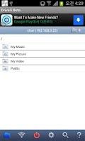 Screenshot of Free USB App - Wireless, WIFI