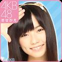 AKB48きせかえ(公式)島崎遥香ライブ壁紙-MG- icon