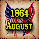 1864 Aug Am Civil War Gazette icon
