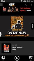Screenshot of KISW 99.9 FM SEATTLE