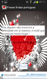 Frases lindas portugues- screenshot thumbnail