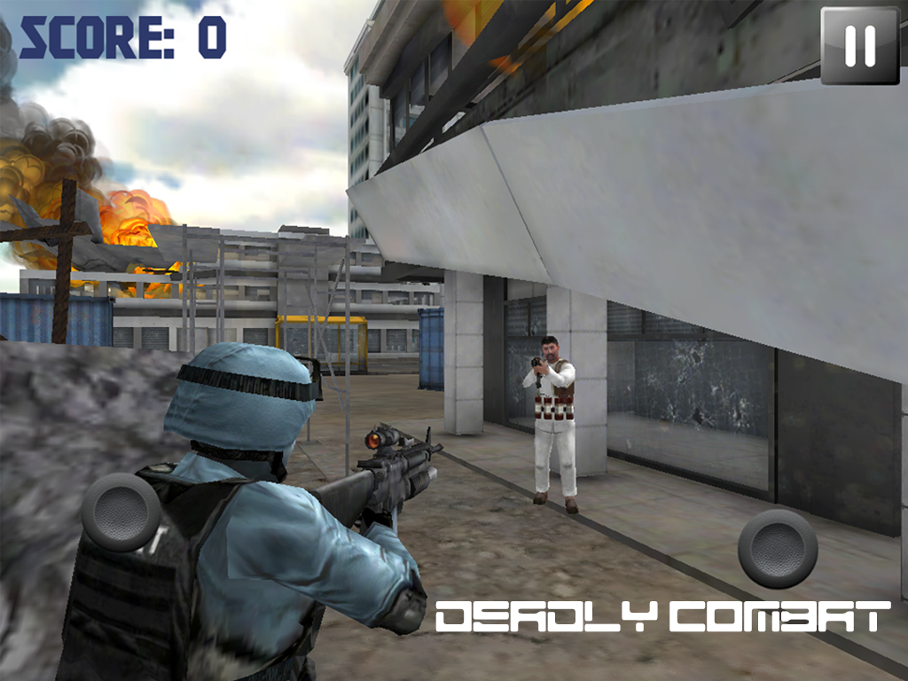 Alpha Team - SWAT Strike Force - screenshot