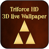 Triforce HD 3D Live Wallpaper
