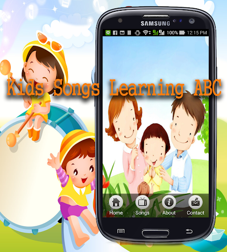 Kids Songs Learning ABC