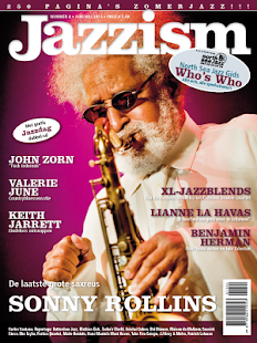 Jazzism Magazine- screenshot thumbnail