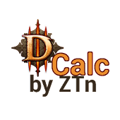 D3 Calculator by ZTn