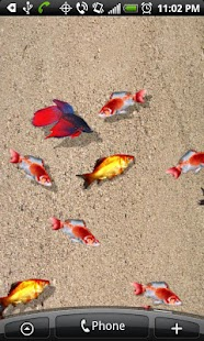 Live Fish Wallpaper- screenshot thumbnail