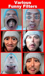 Strange Camera – funny selfie
