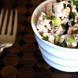 Cranberry-Walnut Chicken Salad.