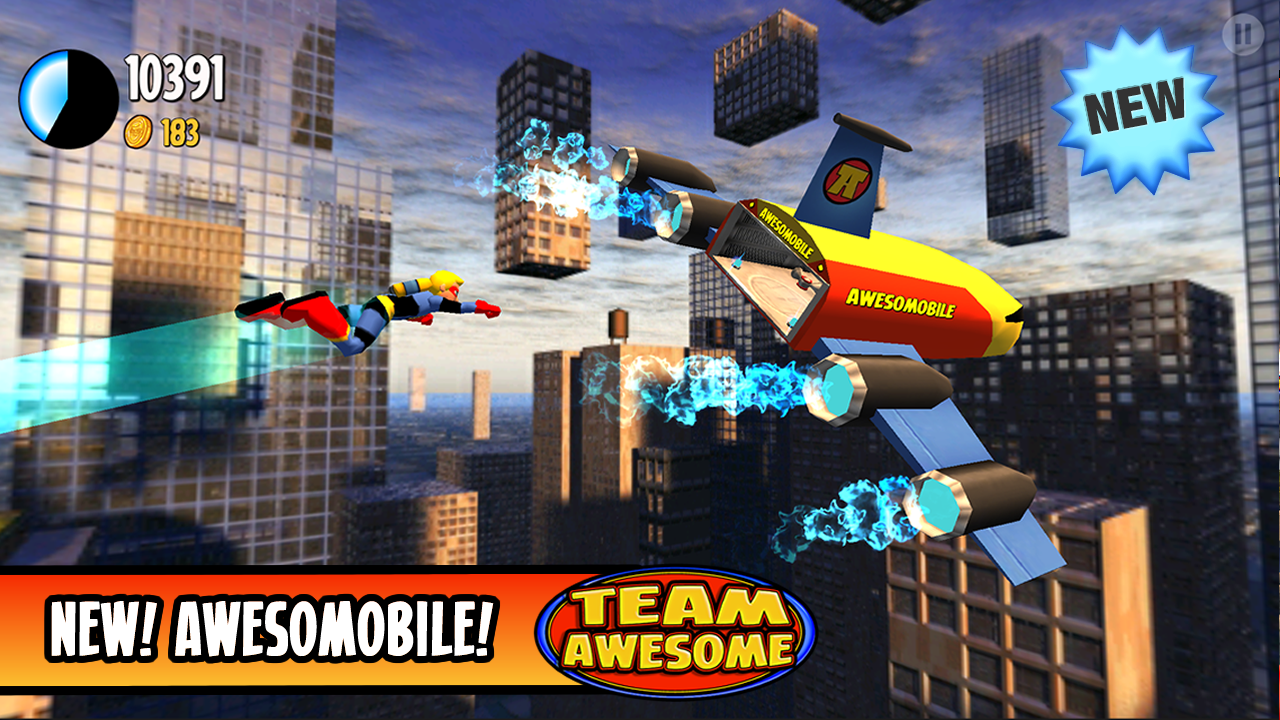 Team Awesome - screenshot