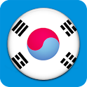 Learn Speak Korean Flashcards icon