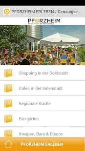 Pforzheim Guide - screenshot thumbnail