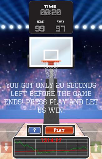 Basketball Hoops Trader