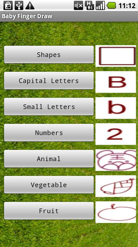 Baby Learning Kit- screenshot